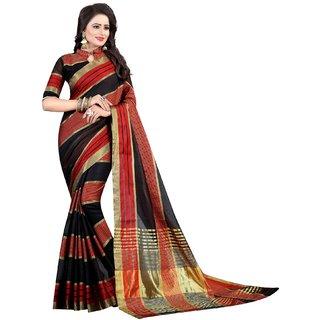 Nilampari multicolour latest New design attractive saree for women and girls