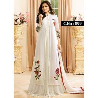 LP - Dharmi White Suit(899)