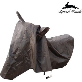 Bajaj VXL 125 Brown Durable Bike Cover