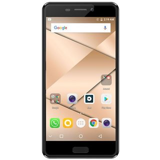 Micromax Canvas 2 (3 GB, 16 GB, Black)