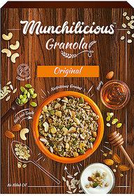 Munchilicious - Granola - Original - 500 gm