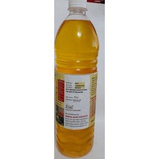 Virgin, Cold Pressed Kachi Ghani Organic SAFFLOWER Oil