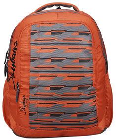 Skybags Footloose Helix 04 School Bag Orange