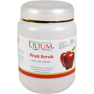 Lilium Active Anti Oxidants Fruit Scrub 900g