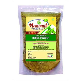 Buy Neminath Herbal Care 100 Natural Henna Leaves Lawsonia Inermis