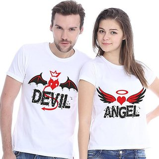 Devil Angel Couple Combo