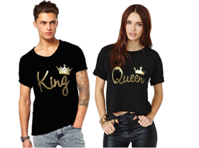 King Queen Couple Combo