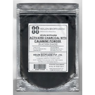 Black Calamine - Activated Charcoal Based 75 gram