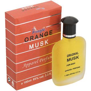 Carrolite Orange Musk Unisex Perfume - 100 ML