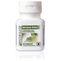 Amway Nutrilite Cherry Iron (Old Name- Tri-Iron Folic)