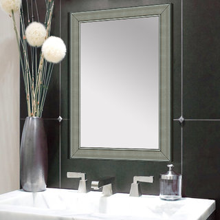 Synthetic Wall Decorative Mirror 18 x 12