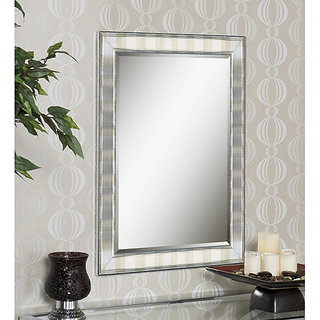 Synthetic wall decorative mirror 18 x 24 buy synthetic for Mirror 18 x 24