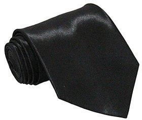 Stylish Men's Tie Black