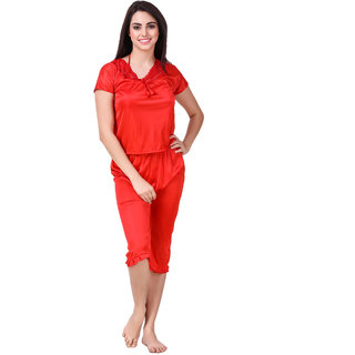 16a27334eb Buy Keoti Women s Satin Nighty set - Pack of 6 - (DN-6PCSL-20) Online - Get  60% Off