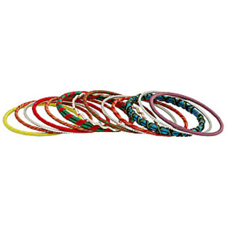 Voylla Attractive Colorful Bangles For Fabulous You