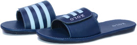 Xolo Casual Blue Slippers - 135460611