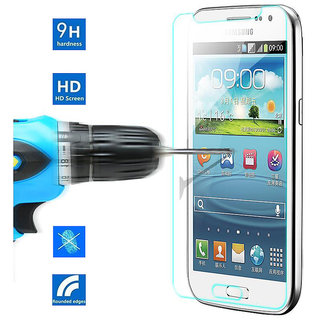 For Samsung Galaxy Grant Quattro / GT-I8552 {Pack of 2} Screen Protector Tempered Glass Anti-Scratch Oil Coated Washable HD screen Guard