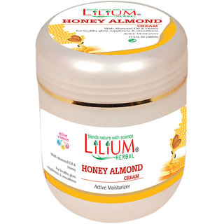 Lilium Honey Almond Cream  500ml