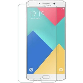 For Samsung Galaxy A9 Pro {Pack of 2} Screen Protector Tempered Glass Anti-Scratch Oil Coated Washable HD screen Guard