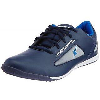 Sparx Men Sports Shoes In Navy Blue Color