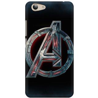 best website bbff3 52753 TLG - Avengers Age Of UltronDesigned, Hard Case, 3D Matte finish Back Cover  for Vivo Y53