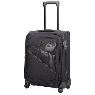 Skybags FOOTLOOSE (E) WELLINGTON 4W STROLLY 56 BLK