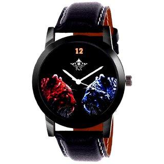 Tigers Wrist Analog Watch