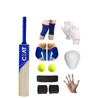 Buy Ceat Sticker Poplar Popular Willow Cricket Bat For Tennis Ball
