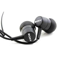 SONY MH750 STEREO HEADSET EARPHONE HANDSFREE BEST SAUND HEADPHONE WITH MIC And 3.5 MM JACK