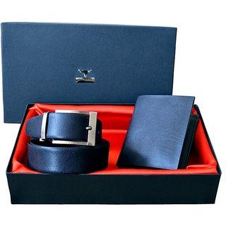 Silverbull Pure Leather Plain Black Belt  Stylish Plain Black Wallet