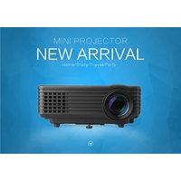 RD-805 Full Color 100 LED Projector 800 Lumens 1080P Re