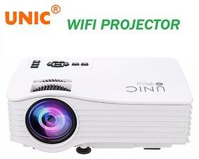UNIC UC36+  HD LED MINI PROJECTOR WITH WIFI
