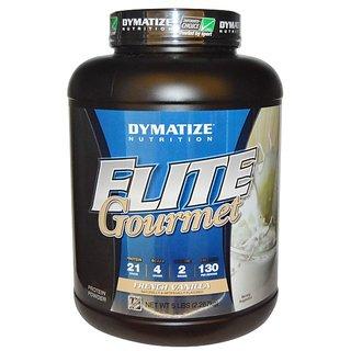 Dymatize Gourmet Elite Vanilla 5 Lbs