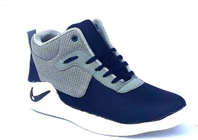 Blueway fester Navy Blue sports shoes