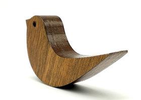 JaamsoRoyals  Tweet Bird Design Small Non-Slip wooden Door Stoppers - To Stop Or Jam the Doors