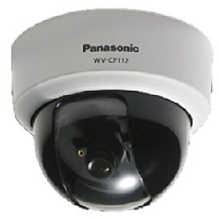 Panasonic Day/Night Fixed Dome Camera  WV-CF112