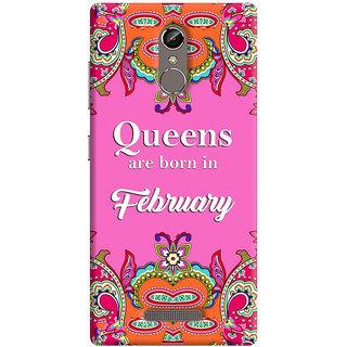 FurnishFantasy Back Cover for Gionee S6s - Design ID - 1348