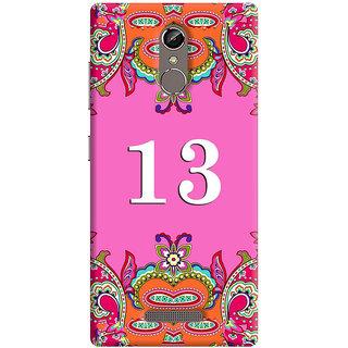 FurnishFantasy Back Cover for Gionee S6s - Design ID - 1371