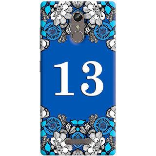 FurnishFantasy Back Cover for Gionee S6s - Design ID - 1402