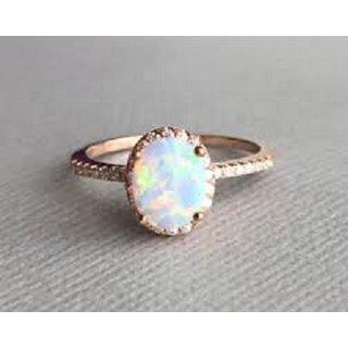 aa2d6e6ca966d Jaipur Gemstone Fire Opal Ring Natural Unheated Stone