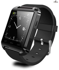 Clearex's u8 Square Unisex Smart watch Without sim and With Bluetooth