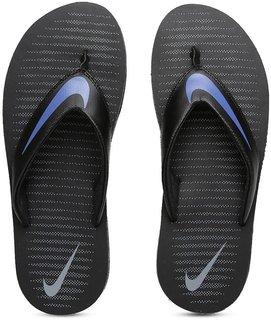 Nike Chroma Thong 5 Black Thong Flip Flop