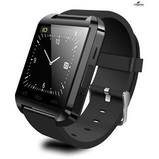 Clearex Bluetooth Black Smartwatch