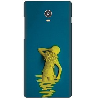 Printland Back Cover For Lenovo Vibe P1