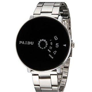 35ee9265f20b Buy Paidu Black Watch For Men