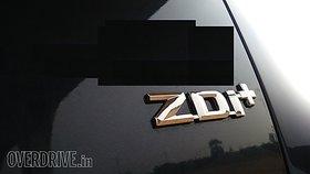 LOGO decals ZDI PLUS MONOGRAM EMBLEM Maruti Suzuki Swift Dzire Ritz Wagon R baleno alto celerio ecco omni ciaz ertiga