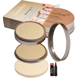 Mars Moisturising  Soothing Perfect Complexion 03-Shade With Free LaPerla Kajal