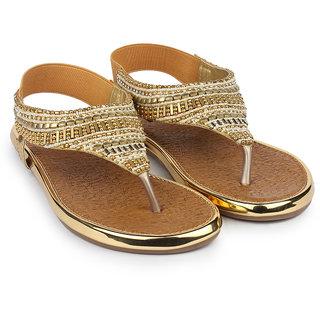 Do Bhai Smart Casual Stylish Flats Sandals