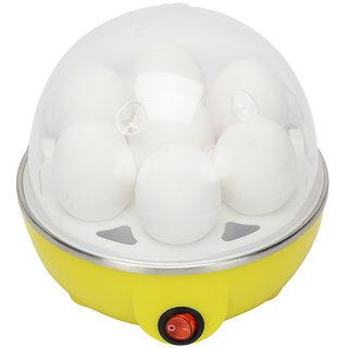 Anand India Mini Electric Egg Boiler- Steamer Cooker Fryer Poacher