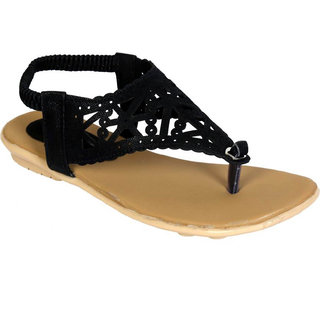Vaniya Shoes Black flats